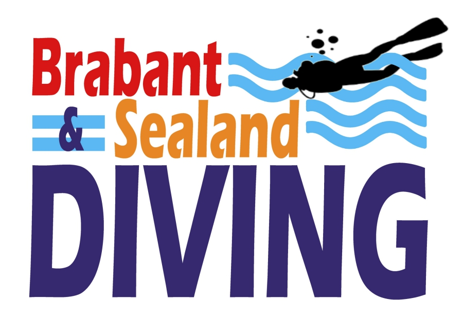 Logo brabant diving