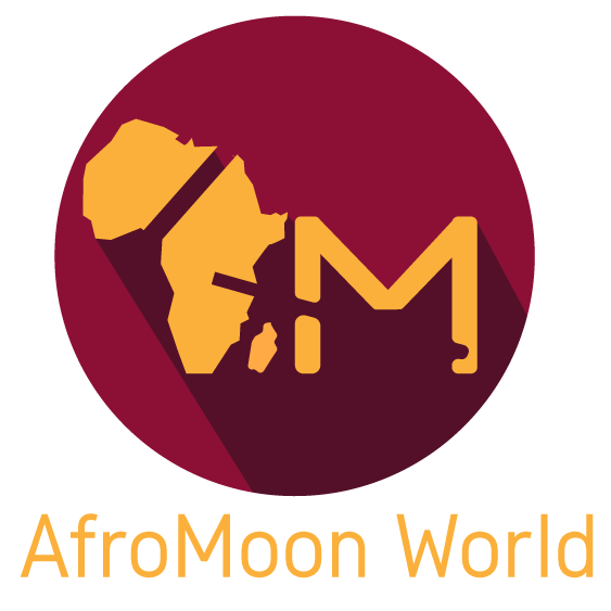 Logo AfroMoon World